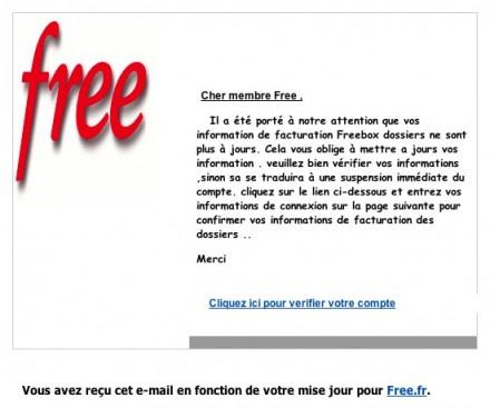 Phishing Free