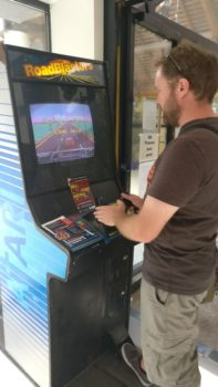 Arcade Atari RoadBlasters